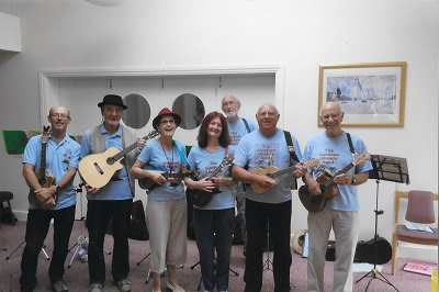 Sundown Ukulele Band